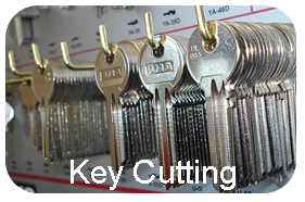Household, security and specialist keys cut