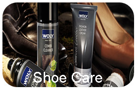 Shoe and leather care products